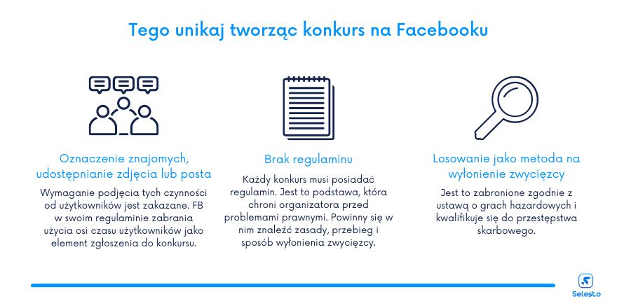 Konkurs na Facebooku